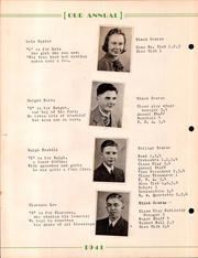 Page 14, 1941 Edition, Creston High School - Annual Yearbook (Creston, OH) online yearbook collection