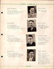 Page 15, 1941 Edition, Creston High School - Annual Yearbook (Creston, OH) online yearbook collection