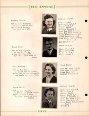 Page 16, 1941 Edition, Creston High School - Annual Yearbook (Creston, OH) online yearbook collection