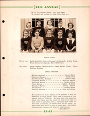 Page 7, 1941 Edition, Creston High School - Annual Yearbook (Creston, OH) online yearbook collection