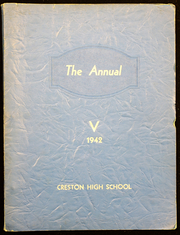 Creston High School - Annual Yearbook (Creston, OH) online yearbook collection, 1942 Edition, Page 1