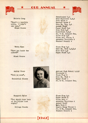 Page 11, 1942 Edition, Creston High School - Annual Yearbook (Creston, OH) online yearbook collection