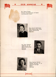 Page 6, 1942 Edition, Creston High School - Annual Yearbook (Creston, OH) online yearbook collection