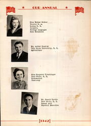 Page 7, 1942 Edition, Creston High School - Annual Yearbook (Creston, OH) online yearbook collection