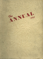 Creston High School - Annual Yearbook (Creston, OH) online yearbook collection, 1943 Edition, Page 1