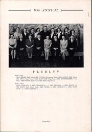 Page 10, 1946 Edition, Creston High School - Annual Yearbook (Creston, OH) online yearbook collection