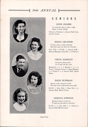 Page 14, 1946 Edition, Creston High School - Annual Yearbook (Creston, OH) online yearbook collection