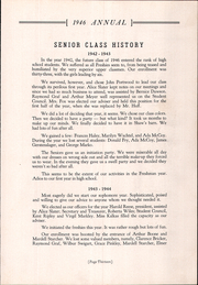 Page 17, 1946 Edition, Creston High School - Annual Yearbook (Creston, OH) online yearbook collection