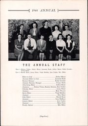 Page 8, 1946 Edition, Creston High School - Annual Yearbook (Creston, OH) online yearbook collection