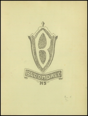 Page 3, 1940 Edition, Bloomdale High School - Hi Lite Yearbook (Bloomdale, OH) online yearbook collection