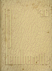 1946 Edition, Pemberville High School - Pemberette Yearbook (Pemberville, OH)