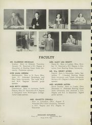 Page 10, 1946 Edition, Pemberville High School - Pemberette Yearbook (Pemberville, OH) online yearbook collection
