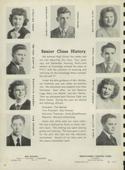 Page 14, 1946 Edition, Pemberville High School - Pemberette Yearbook (Pemberville, OH) online yearbook collection