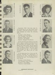 Page 15, 1946 Edition, Pemberville High School - Pemberette Yearbook (Pemberville, OH) online yearbook collection