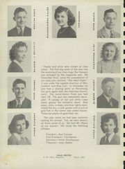 Page 16, 1946 Edition, Pemberville High School - Pemberette Yearbook (Pemberville, OH) online yearbook collection