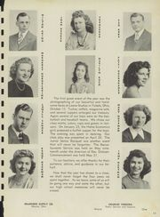Page 17, 1946 Edition, Pemberville High School - Pemberette Yearbook (Pemberville, OH) online yearbook collection
