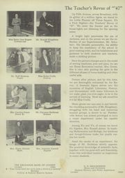 Page 10, 1947 Edition, Pemberville High School - Pemberette Yearbook (Pemberville, OH) online yearbook collection