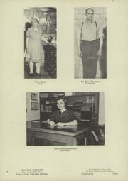 Page 12, 1947 Edition, Pemberville High School - Pemberette Yearbook (Pemberville, OH) online yearbook collection