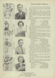 Page 14, 1947 Edition, Pemberville High School - Pemberette Yearbook (Pemberville, OH) online yearbook collection