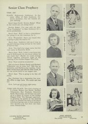 Page 17, 1947 Edition, Pemberville High School - Pemberette Yearbook (Pemberville, OH) online yearbook collection