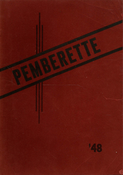 1948 Edition, Pemberville High School - Pemberette Yearbook (Pemberville, OH)