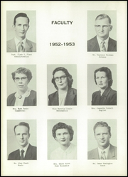 Page 12, 1953 Edition, Pemberville High School - Pemberette Yearbook (Pemberville, OH) online yearbook collection