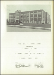 Page 5, 1953 Edition, Pemberville High School - Pemberette Yearbook (Pemberville, OH) online yearbook collection