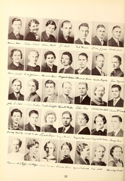 Page 16, 1937 Edition, Butler Community College - Grizzly Growl Yearbook (El Dorado, KS) online yearbook collection