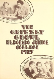Page 7, 1937 Edition, Butler Community College - Grizzly Growl Yearbook (El Dorado, KS) online yearbook collection
