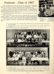Page 12, 1946 Edition, Butler Community College - Grizzly Growl Yearbook (El Dorado, KS) online yearbook collection