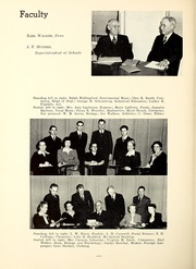 Page 6, 1946 Edition, Butler Community College - Grizzly Growl Yearbook (El Dorado, KS) online yearbook collection