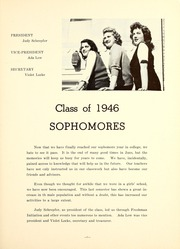 Page 9, 1946 Edition, Butler Community College - Grizzly Growl Yearbook (El Dorado, KS) online yearbook collection