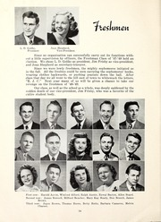 Page 12, 1948 Edition, Butler Community College - Grizzly Growl Yearbook (El Dorado, KS) online yearbook collection