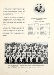 Page 17, 1948 Edition, Butler Community College - Grizzly Growl Yearbook (El Dorado, KS) online yearbook collection