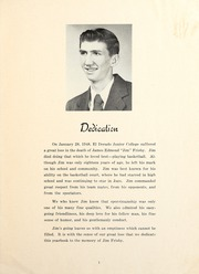 Page 3, 1948 Edition, Butler Community College - Grizzly Growl Yearbook (El Dorado, KS) online yearbook collection