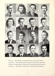 Page 8, 1948 Edition, Butler Community College - Grizzly Growl Yearbook (El Dorado, KS) online yearbook collection