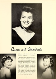 Page 21, 1951 Edition, Butler Community College - Grizzly Growl Yearbook (El Dorado, KS) online yearbook collection