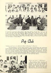 Page 22, 1951 Edition, Butler Community College - Grizzly Growl Yearbook (El Dorado, KS) online yearbook collection