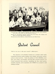 Page 30, 1951 Edition, Butler Community College - Grizzly Growl Yearbook (El Dorado, KS) online yearbook collection