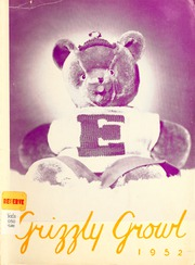 Page 1, 1952 Edition, Butler Community College - Grizzly Growl Yearbook (El Dorado, KS) online yearbook collection