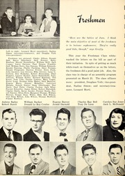 Page 10, 1952 Edition, Butler Community College - Grizzly Growl Yearbook (El Dorado, KS) online yearbook collection