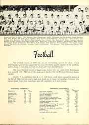 Page 15, 1952 Edition, Butler Community College - Grizzly Growl Yearbook (El Dorado, KS) online yearbook collection