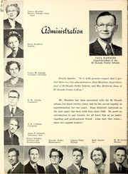 Page 4, 1952 Edition, Butler Community College - Grizzly Growl Yearbook (El Dorado, KS) online yearbook collection
