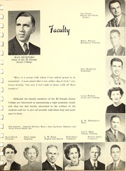 Page 5, 1952 Edition, Butler Community College - Grizzly Growl Yearbook (El Dorado, KS) online yearbook collection