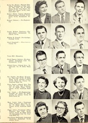 Page 7, 1952 Edition, Butler Community College - Grizzly Growl Yearbook (El Dorado, KS) online yearbook collection