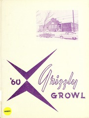 Page 1, 1960 Edition, Butler Community College - Grizzly Growl Yearbook (El Dorado, KS) online yearbook collection