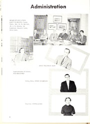Page 10, 1960 Edition, Butler Community College - Grizzly Growl Yearbook (El Dorado, KS) online yearbook collection