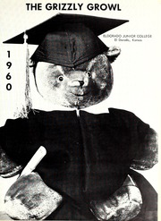 Page 7, 1960 Edition, Butler Community College - Grizzly Growl Yearbook (El Dorado, KS) online yearbook collection