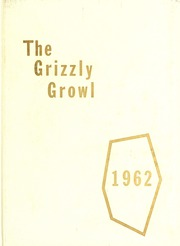 Page 1, 1962 Edition, Butler Community College - Grizzly Growl Yearbook (El Dorado, KS) online yearbook collection