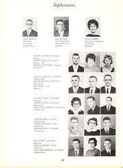Page 14, 1962 Edition, Butler Community College - Grizzly Growl Yearbook (El Dorado, KS) online yearbook collection